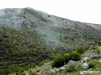 Nacimiento Río Cofio - Comida Navidad;alimentación para senderismo equipamiento para viajar a pie